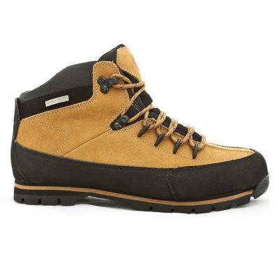 Brązowe buty trekkingowe DK