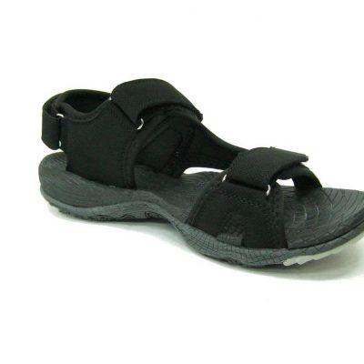 Sandały DK HF05, kolor czarno/szary