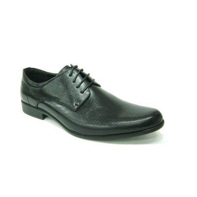 Męskie pantofle z ekoskóry