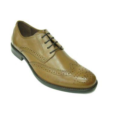 Pantofle skórzane Comfortable