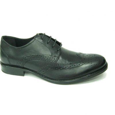 Pantofle męskie Comfortable czarne