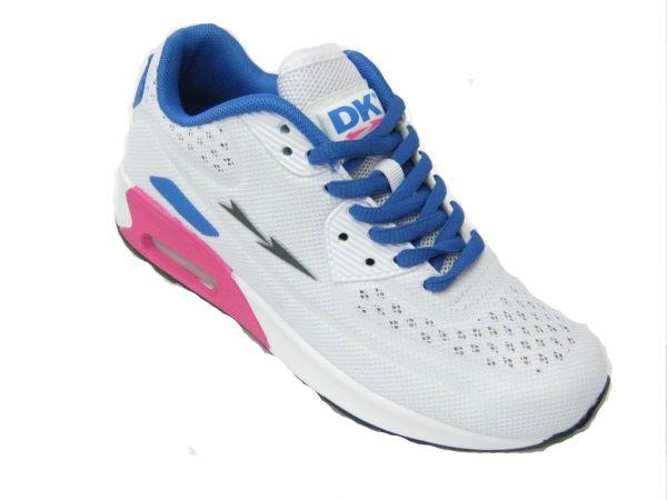 Buty sportowe DK, kolor biały