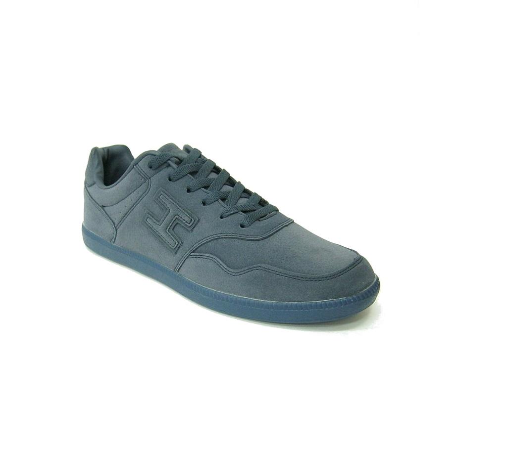 3b319f832bd27 Sneakersy granatowe DK - Modne buty w niskiej cenie