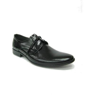 Pantofle męskie Buster czarne