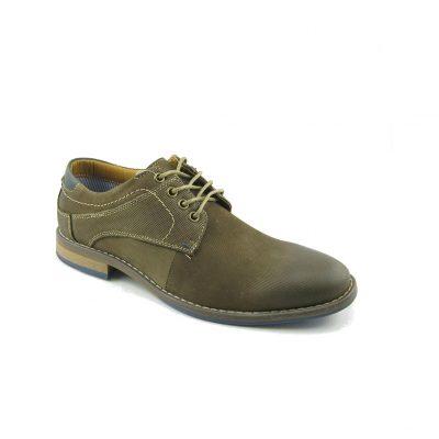 Męskie pantofle skórzane