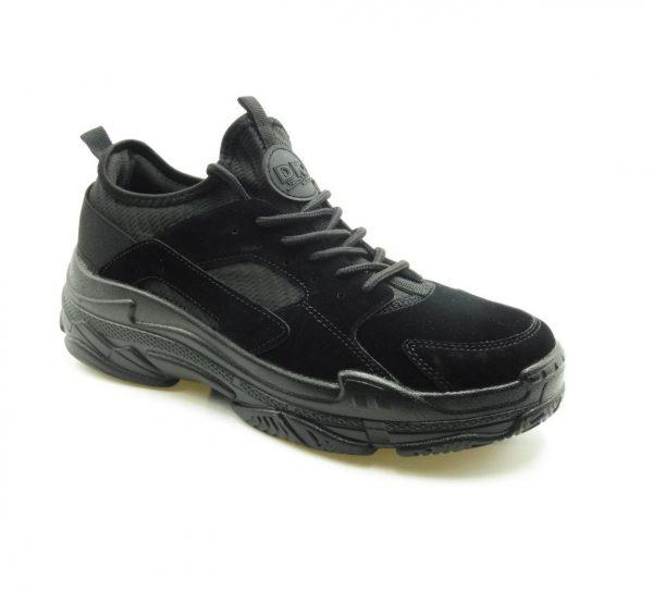 Czarne sportowe buty DK