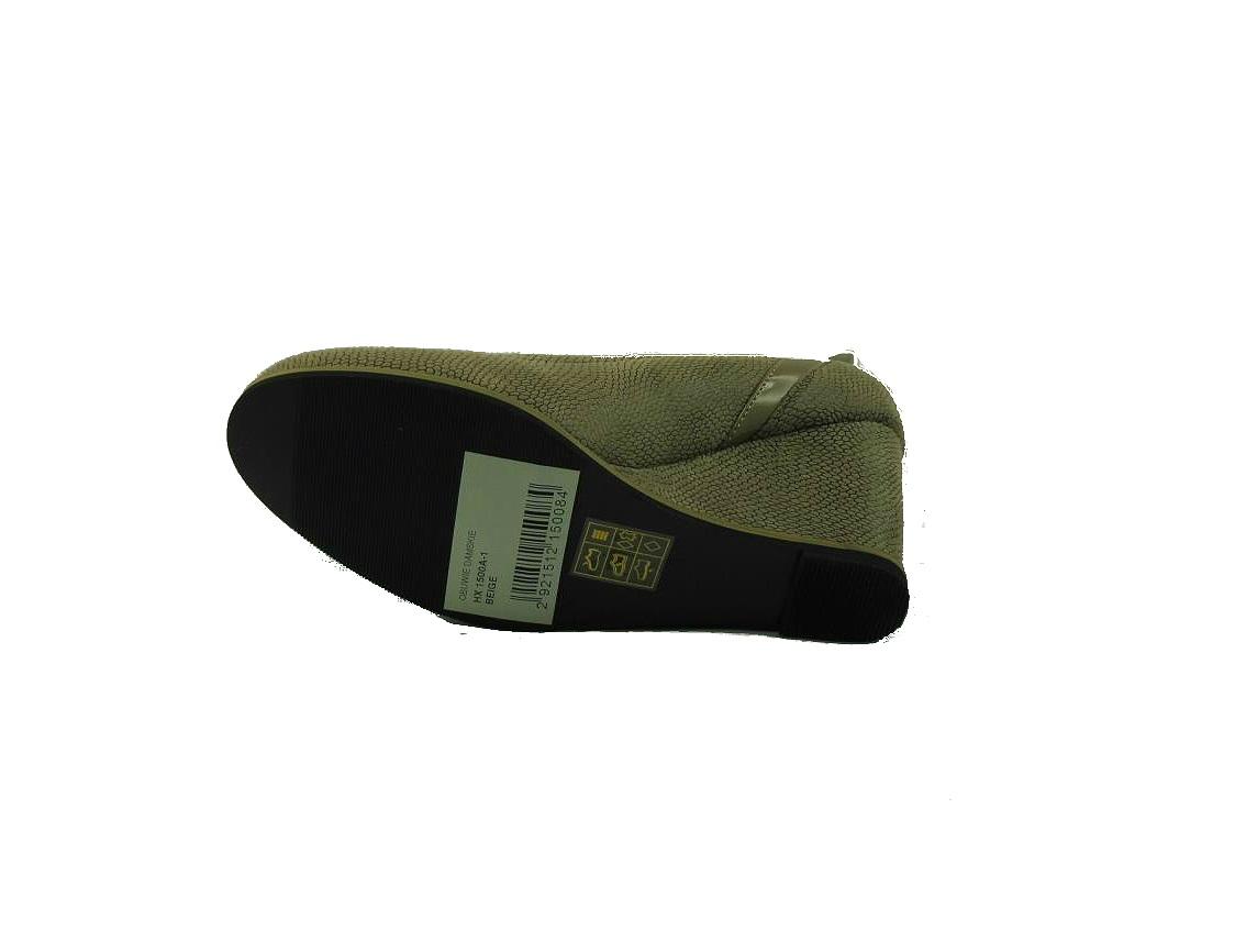 d5f917979c252 Beżowe buty na koturnie Sokolski - Modne buty w niskiej cenie