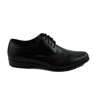 Czarne pantofle Skotnicki