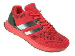 DK czerwone buty męskie