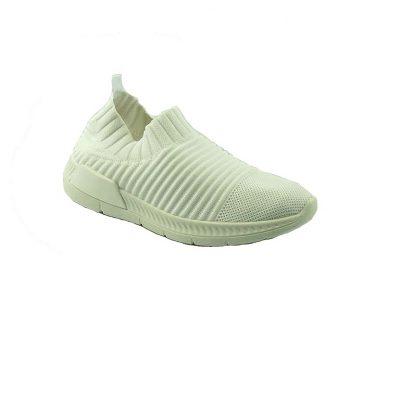 Białe buty sportowe DK wsuwane