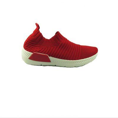 Czerwone buty sportowe DK
