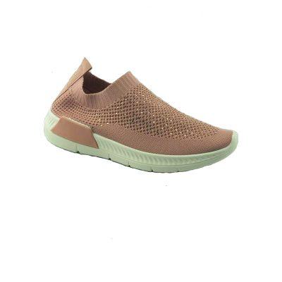 Różowe buty sportowe DK