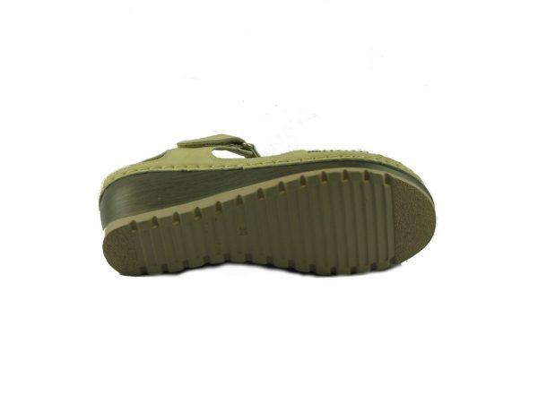 Sandały na koturnie DK
