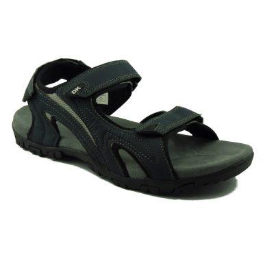 Granatowe sandały DK