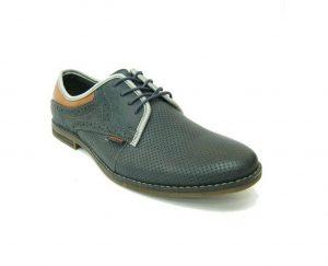 Sokolski pantofle szare