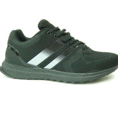 Czarne buty sportowe DK 1200