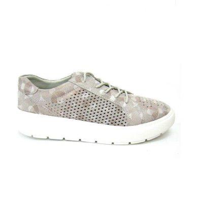 Lekkie beżowe buty sportowe Goodin