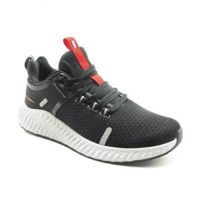 Męskie czarne buty sportowe DK