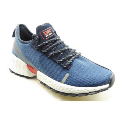 Niebieskie wsuwane buty sportowe DK XR-3339