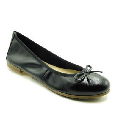 Baletki czarne Marco Tozzi