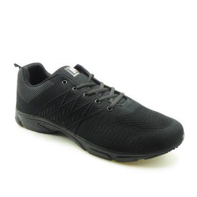 Duże buty sportowe czarne