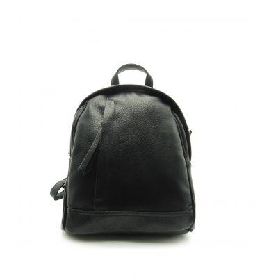 Czarny plecak 892061