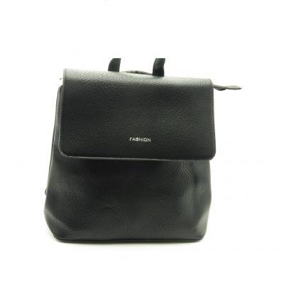 Czarny plecak 2087