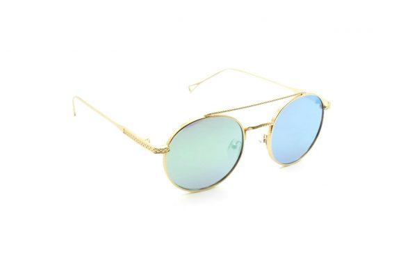 Okulary 99050 gold/blue