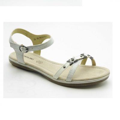 Sandały damskie 310711 biały